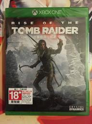 (全新現貨)XBOX ONE 古墓奇兵:崛起 Rise of the Tomb Raider 中英文合版
