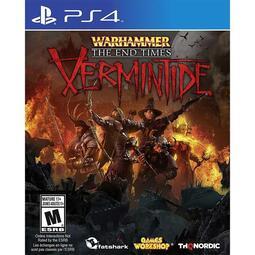 【一起玩】 PS4 戰鎚:終結時刻 - Vermintide 英文美版 Warhammer:End Times