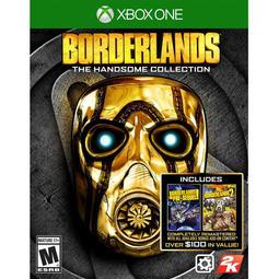 【一起玩】XBOX ONE  邊緣禁地:帥氣合輯 英文美版 Borderlands: The Handsome