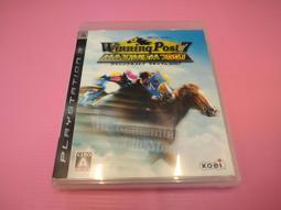出清價! 網路最便宜 PS3 2手原廠遊戲片 賽馬大亨7 極限2007 賣340 而已