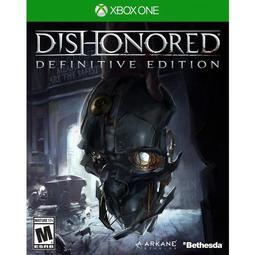 【一起玩】XBOX ONE 冤罪殺機 決定版 英文美版 Dishonored Definitive Edition