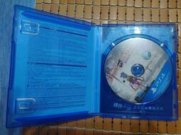 PS4 死亡終局 輪迴試煉 中文版 二手