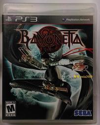 美國英文版 PS3 Bayonetta 魔兵驚天錄 二手