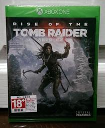 XBOX ONE 古墓奇兵:崛起 Rise of The TOMB RAIDER + 阿邦阿卡大冒險下載卡