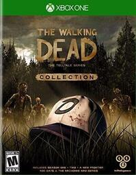 [預購免運費]美版Xbox One The Walking Dead Collection: The Telltale