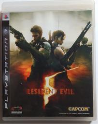 [PS3] Sony PlayStation3 日文版 惡靈古堡 5 Resident Evil 5 日英文版