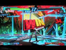 PS3 P4U2 女神異聞錄4 遊戲