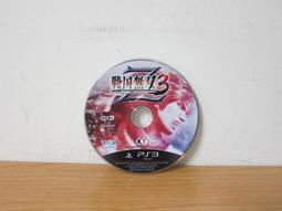 戰國無雙3 Z PS3 遊戲光碟 (裸片)