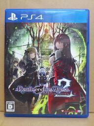 PS4 死亡終局 輪迴試煉 2 (純日版) 二手 1800 元