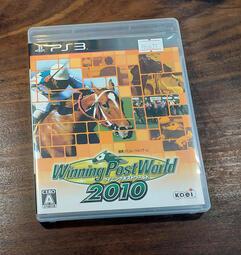 便宜賣!PS3日版遊戲- 賽馬大亨世界 2010 Winning Post World(7-11取貨付款)