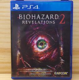 <電玩戰場>(二手)PS4 惡靈古堡:啟示 2 中文版 BIOHAZARD REVELATIONS 2