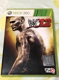 XBOX360-美國勁爆職業摔角、WWE 2K12(英文版)