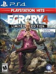 *PS4 Hits 極地戰嚎 4 英文版  全新*