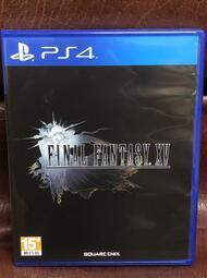 太空戰士15 中文版 Final Fantasy XV PS4 遊戲 二手