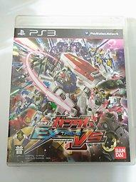(兩件免運)(二手) PS3 機動戰士鋼彈 極限VS 日文版