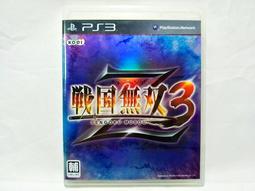 【奇奇怪界】SONY PlayStation PS3 戰國無雙3 Z