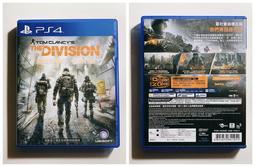 [台灣二手現貨]PS4 全境封鎖