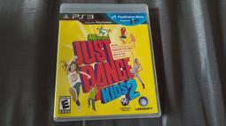 PS3  舞力全開 兒童版2 (MOVE必須) Just Dance Kids 2 亞英版