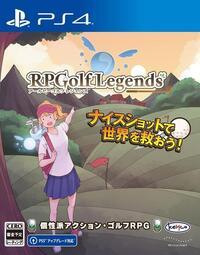 (預購2022/1/20)PS4 NS RPGolf Legends 純日版