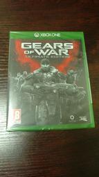 Xbox one【Gears of War Ultimate Edition 戰爭機器 究極版】歐版全新未拆
