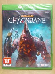 Xbox One 戰鎚 混沌禍源  (中文版) 1580 元