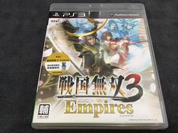 PS3 戰國無雙3 帝王傳