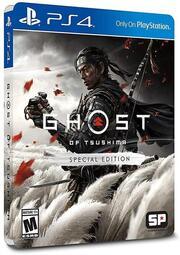 [預購免運費]美版PS4 對馬戰鬼特別鐵盒版,下標付款後2個星期到貨