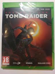 <電玩戰場> (全新)XBOX ONE 古墓奇兵:暗影 歐版中文版 Shadow of the Tomb Raider