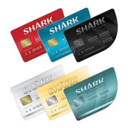 [超商]波波的小店 Xbox GTA5現金卡 遊戲幣 GTAV 俠盜獵車手V遊戲幣 GTAV GTA線上鯊魚卡/官方序號