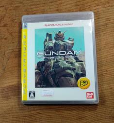 便宜賣!PS3日版遊戲- 機動戰士鋼彈:鎖定目標  Best(瘋電玩)