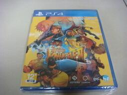 遊戲殿堂~PS4『格鬥三人組 4』中文版全新品 附原聲帶CD