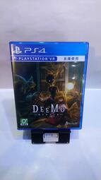 【德周 新竹店】(二手含稅免運)PS4 DEEMO Reborm 豪華中文版【EM1251】