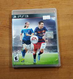 便宜賣!PS3美版遊戲- 國際足盟大賽 16 FIFA 16(瘋電玩)