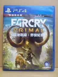 PS4 極地戰嚎 野蠻紀源  (中文版)  二手 400 元
