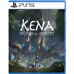 秋葉電玩 PS5 凱納:靈魂之橋 Kena: Bridge of Spirit ,中文版,11/15預計發售
