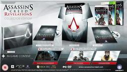 【二手遊戲】PS3 刺客教條 啟示錄 ASSASSIN'S CREED: REVELATIONS 限定版【台中恐龍電玩】