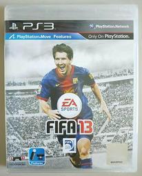 【全新未拆】PS3 Sony 國際足盟大賽13 FIFA 13 (英文版) $390