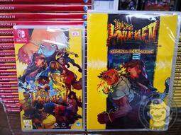 現貨 全新 NS 原版遊戲卡帶, 格鬥三人組 4 中英日文合版, 送首批贈品原聲CD