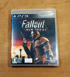 便宜賣!PS3日版遊戲- 異塵餘生 Fallout 新維加斯(7-11取貨付款)
