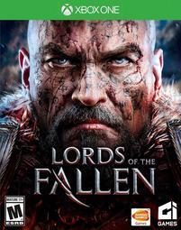 【電玩販賣機】全新未拆 XBOX ONE 墮落之王 -英文美版- Lords of the Fallen
