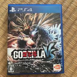 wow94888賣場 免運費 有現貨 PS4 哥吉拉 vs ゴジラ VS 絕版 遊戲光碟 非 正宗 哥吉拉