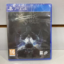 全新現貨 PS4 Mortal Shell 歐版 中文版