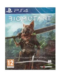 全新PS4  中文版 突變紀元 Biomutant 生化變種
