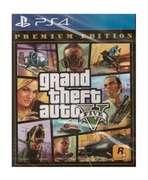 全新PS4  中文版 GTA5 俠盜獵車手5 豪華版 完整版