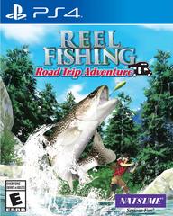 戶外釣魚:公路旅行冒險