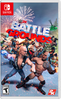 WWE 2K 殺戮戰場