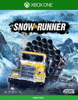 SnowRunner: A MudRunner Game